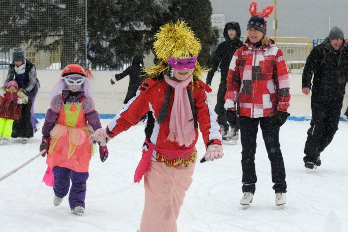 Romantick darek - zjazd na Bentsky karneval