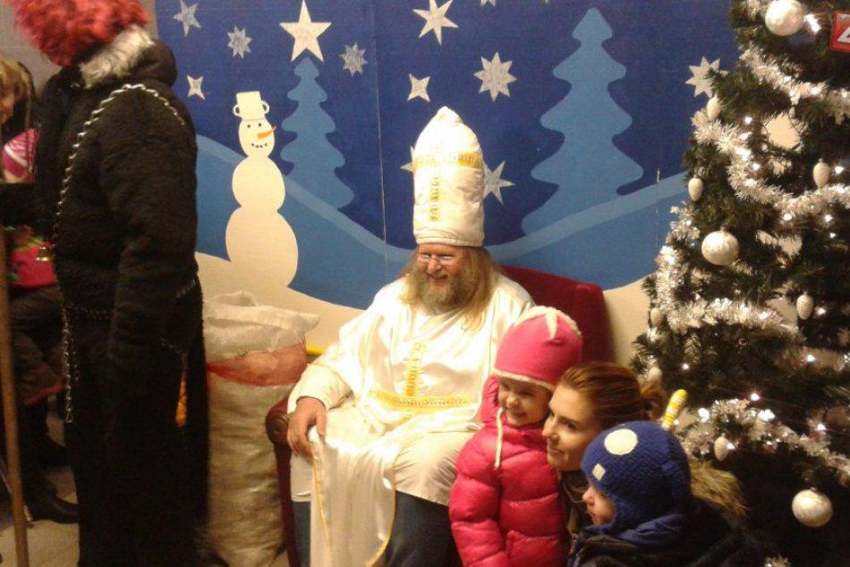 Ilustračný obrázok k článku Duch Vianoc prichádza do ulíc mesta   Považskobystrický Mikuláš bude v novom 5b5383c393