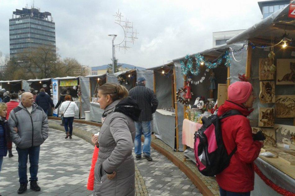 7296980ddd86 Ilustračný obrázok k článku V Považskej Bystrici začíname cítiť Vianoce   Prvé FOTO z vianočných trhov